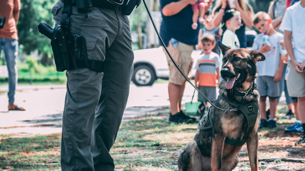 Why Every Christian Police Officer Needs To Be A Sheepdog Even Off-Duty