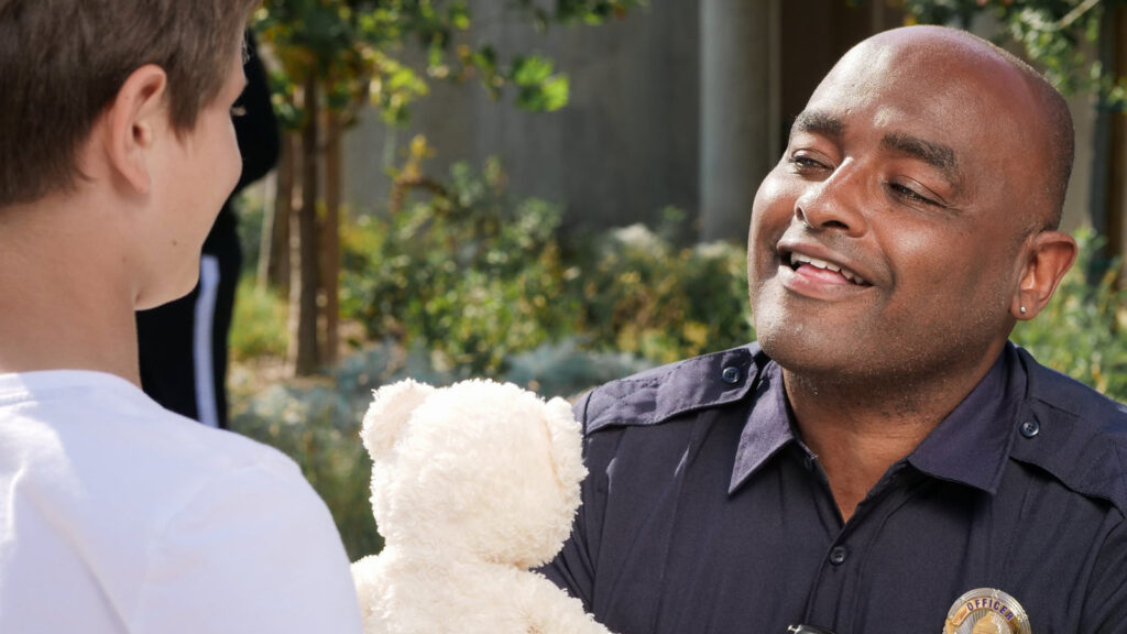 Police Officers Should Understand The Importance Of Fatherhood