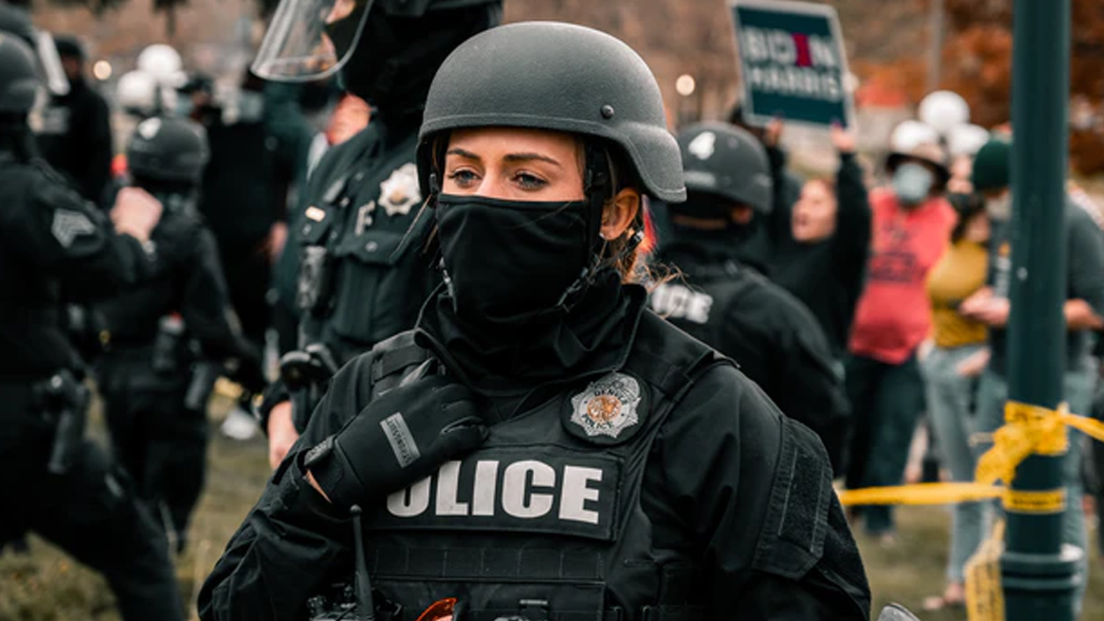 Why Police Must Remember To Rejoice In Discouraging Times